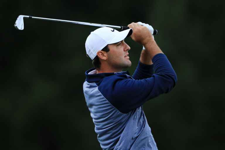 Tour Pro shouts at spectator during Houston Open