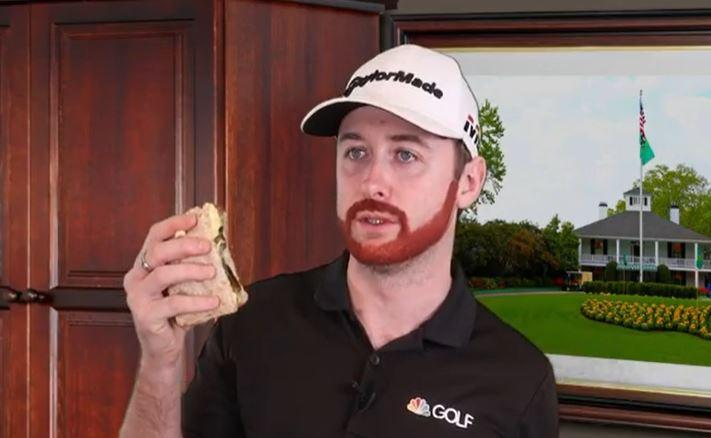 Conor Sketches releases HILARIOUS Dustin Johnson impression after Masters win