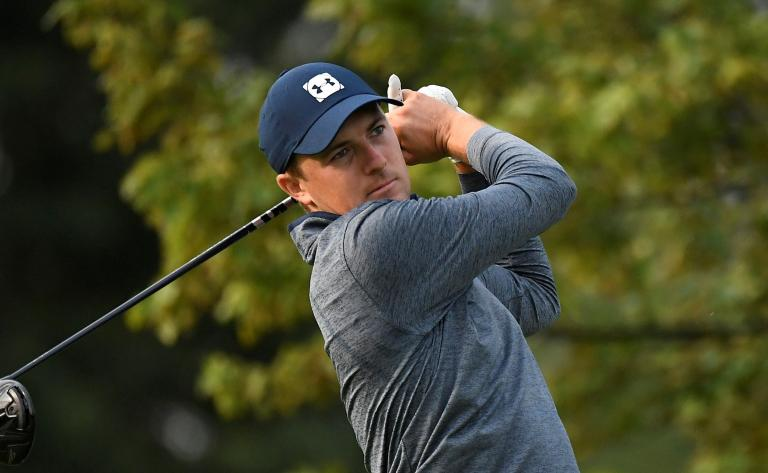 """Jordan Spieth reveals working on his swing has been a """"difficult process"""""""