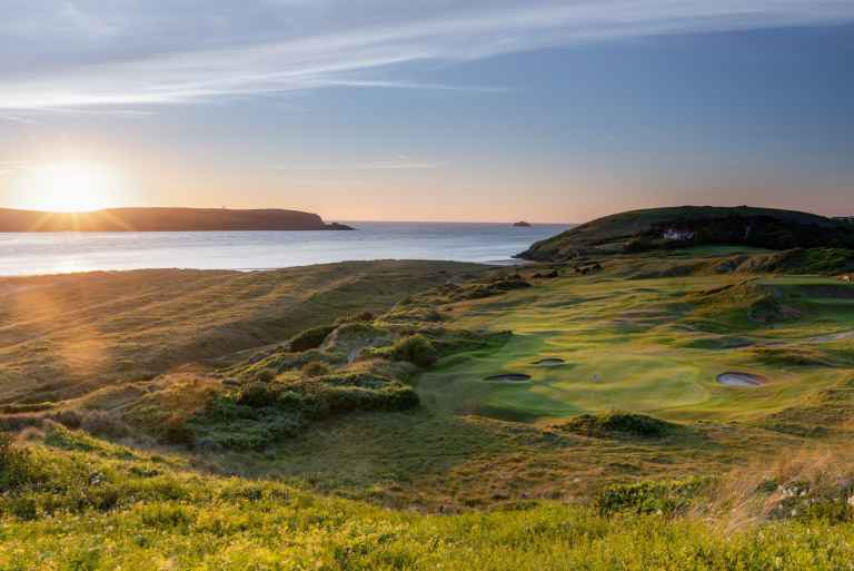 St Enodoc & Trevose Launch Atlantic Pairs Competition in March 2021