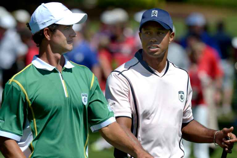 Adam Scott begs golf fans: Please DO NOT support Tiger Woods