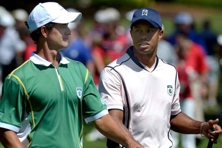 Adam Scott begs golf fans: Please DO NOT support Tiger Woods