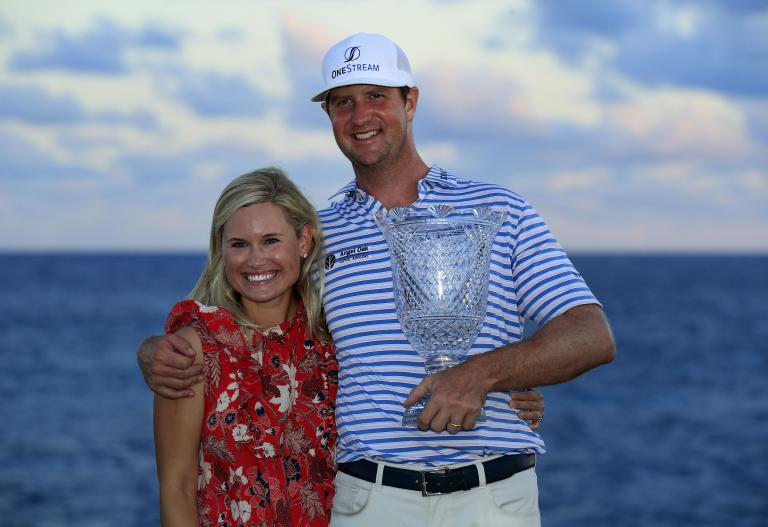 Hudson Swafford holds on for one-shot win at Corales Championship