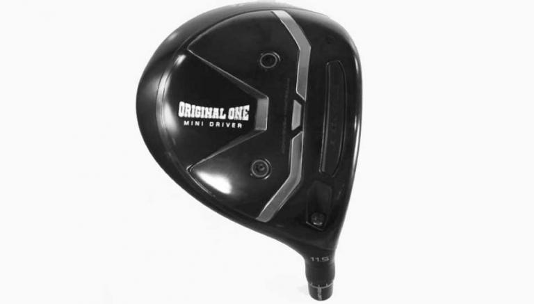 TaylorMade 'Original One' Mini Driver spotted on USGA club list