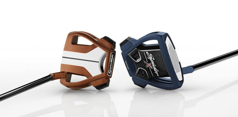TaylorMade rolls out Spider X putters as played by Rory, DJ, Rahm, Day