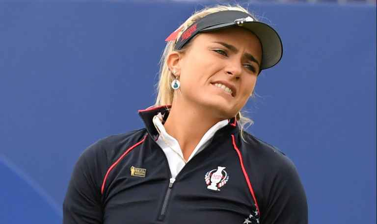 Lexi Thompson ripped for controversial fore incident
