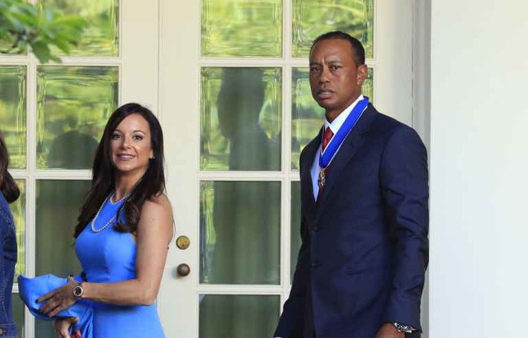 be862081d Tiger Woods and his girlfriend Erica Herman deny all allegations linking  them with the 'wrongful death' of Nicholas Immesberger.
