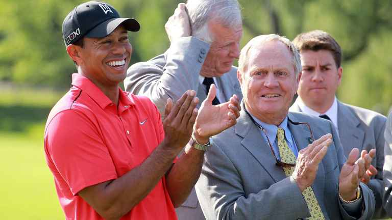 Jack Nicklaus considers Tiger Woods clear favourite for US Open