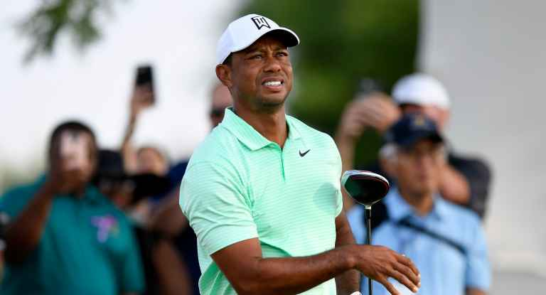 """Tiger Woods says """"I'll give it a go"""" at BMW Championship"""