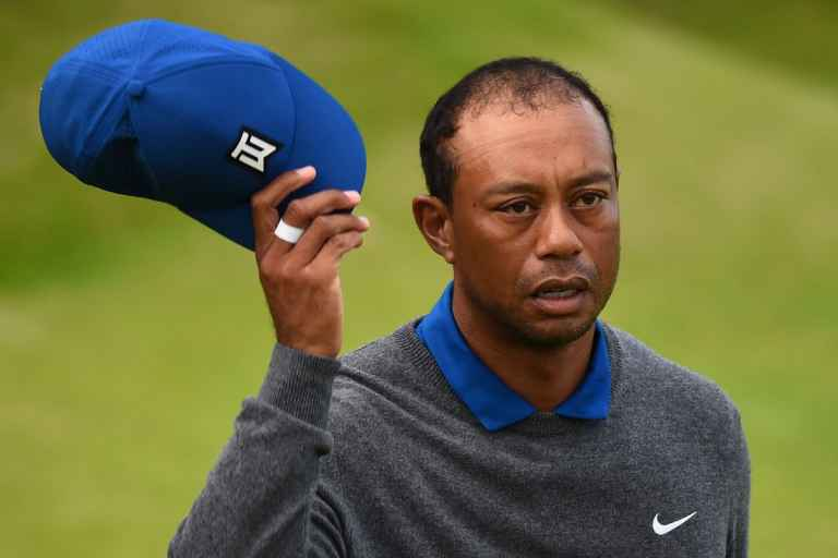 """Jack Nicklaus: """"It will be tough"""" for Tiger Woods to break my record"""