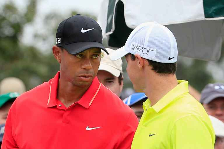 Tiger Woods and Rory McIlroy to compete in Skins game in Japan