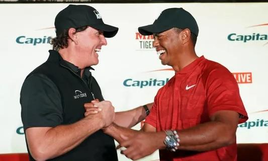 Tiger Woods v Phil Mickelson to be shown LIVE ON SKY SPORTS for FREE!