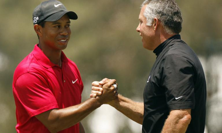 Steve Williams reveals the number of majors Tiger Woods planned to win