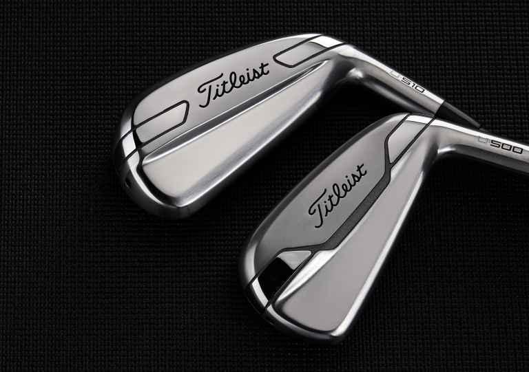 Titleist U-Series utility irons