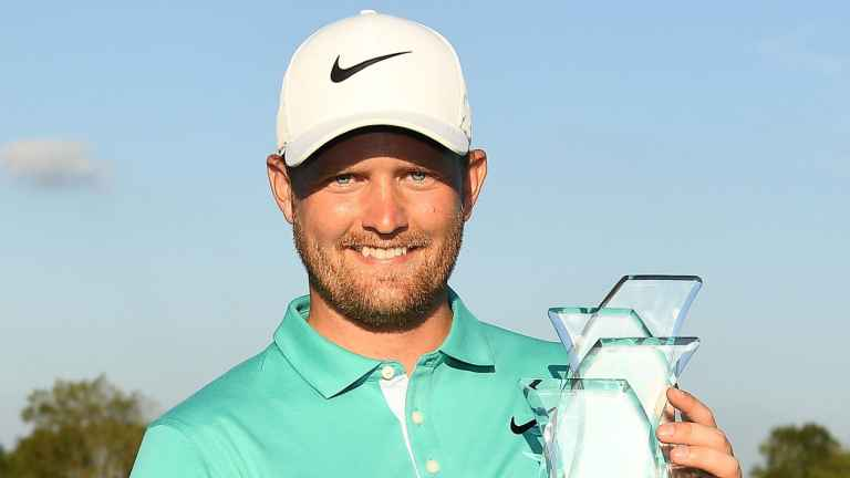Tom Lewis earns PGA Tour card for the first time in his