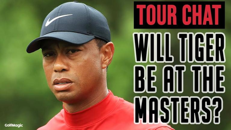 """""""There's no chance Tiger Woods will play at The Masters"""""""