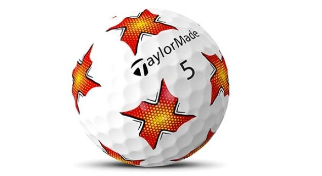 "TaylorMade TP5 Pix to help golfers ""see how the golf ball is rotating"""