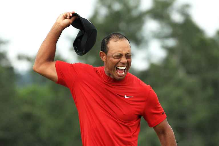 """Tiger Woods says he's """"right on schedule"""" ahead of ZOZO Championship"""