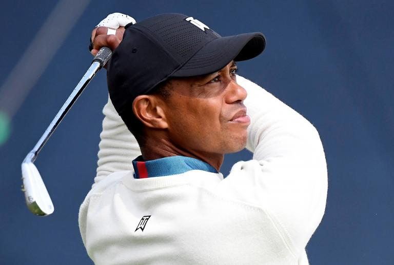 Tiger Woods golf items go for BIG BUCKS in auction