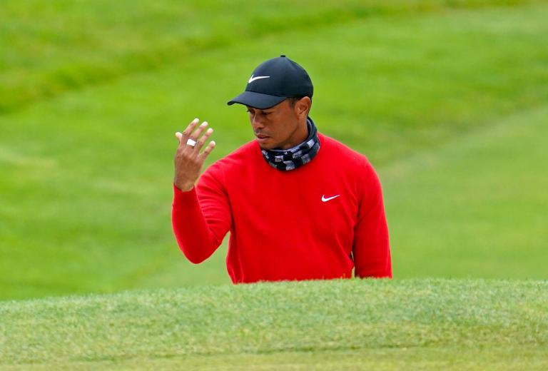Tiger Woods backs decision to go ahead with BMW Championship