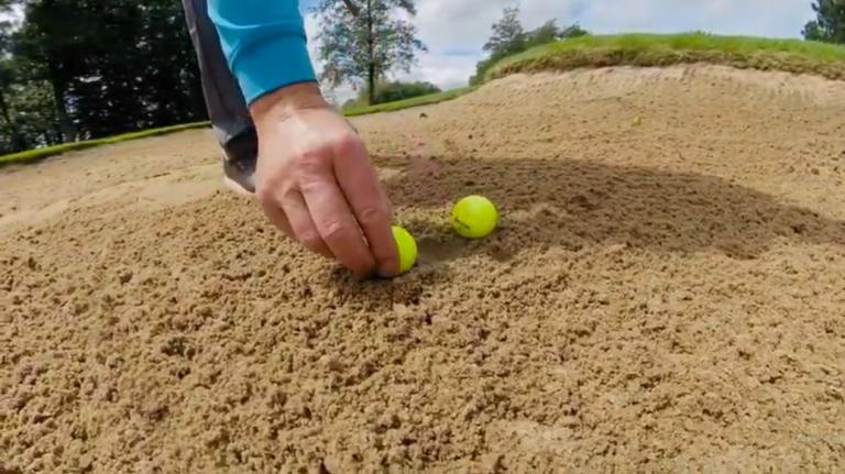 Former European Tour pro reveals the PERFECT greenside bunker drill