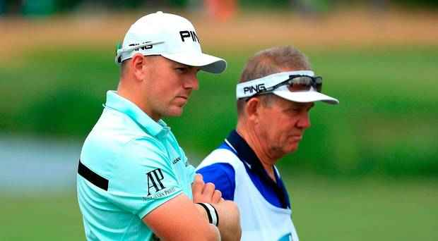 Matt Wallace SLAMMED by golf fans on Twitter for treatment