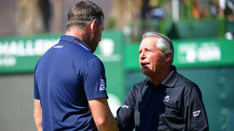 Gary Player believes Westwood can still win a major if he eats right