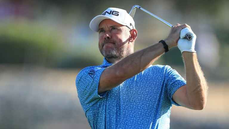 """Lee Westwood believes five is """"too young"""" to start playing golf"""