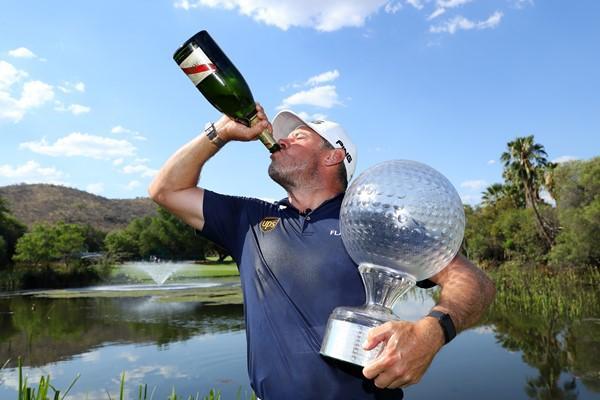Lee Westwood wins Nedbank Golf Challenge