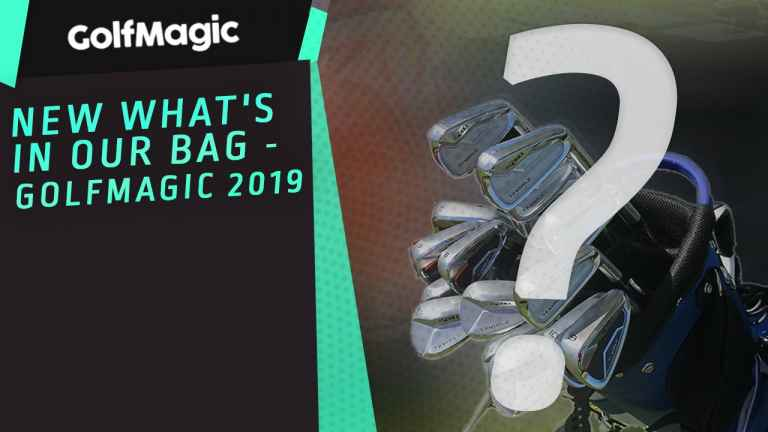 What's in the bag at golfmagic
