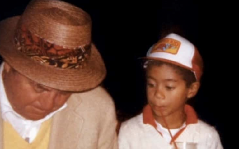When Tiger Woods first met Sam Snead   GolfMagic