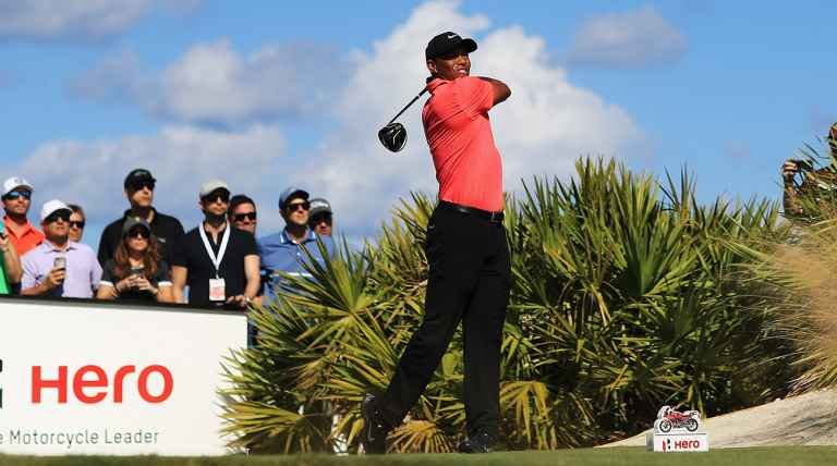 Tiger Woods drops clues for Presidents Cup pairings