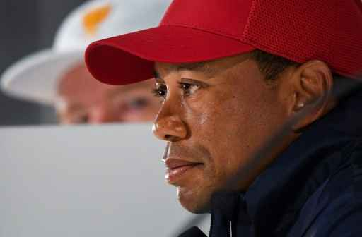 Tiger Woods addresses Patrick Reed incident at Presidents Cup