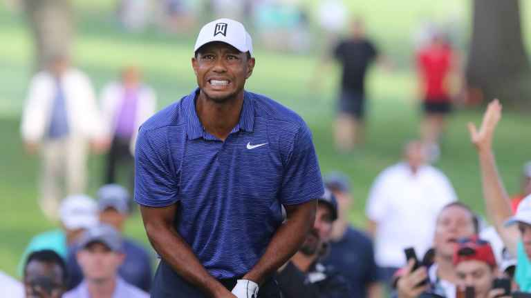 Tiger Woods withdraws from the Northern Trust due to injury