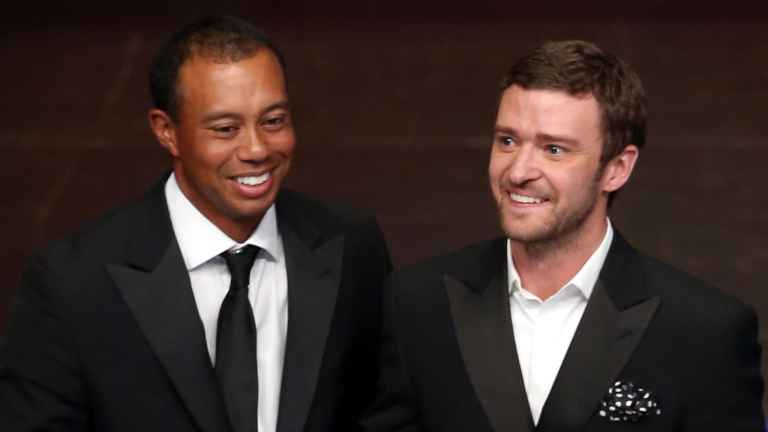 Tiger Woods and Justin Timberlake raise millions after hurricane dorian