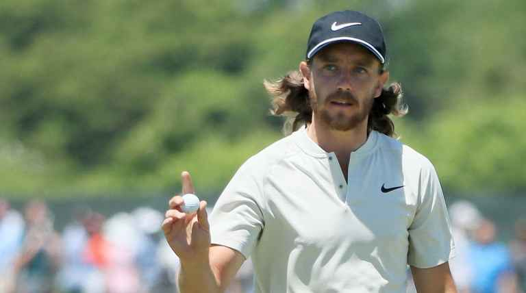 British Masters: Fleetwood shares first-round lead