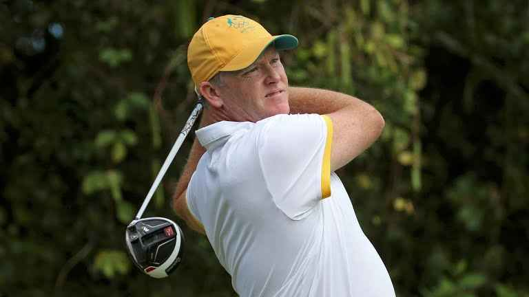 Olympic Golf: Australia's Fraser leads by one