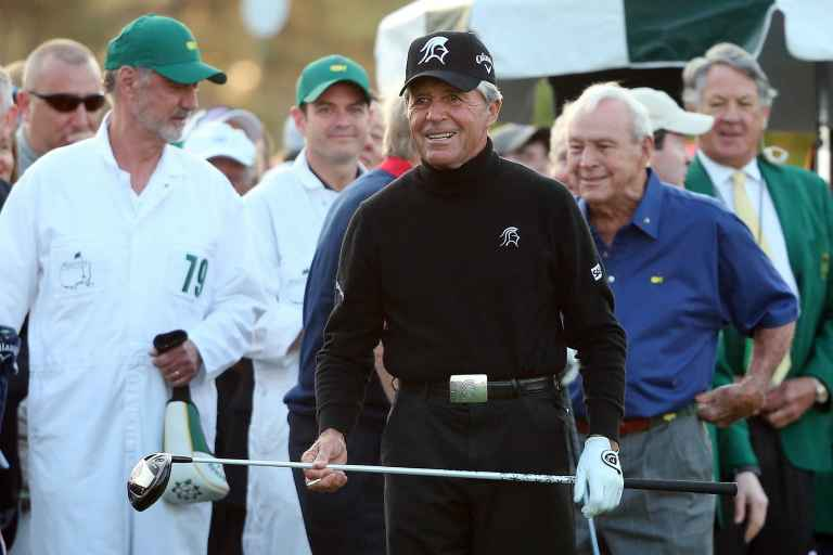 Gary Player's son arrested on fraud charges during 2018 Masters