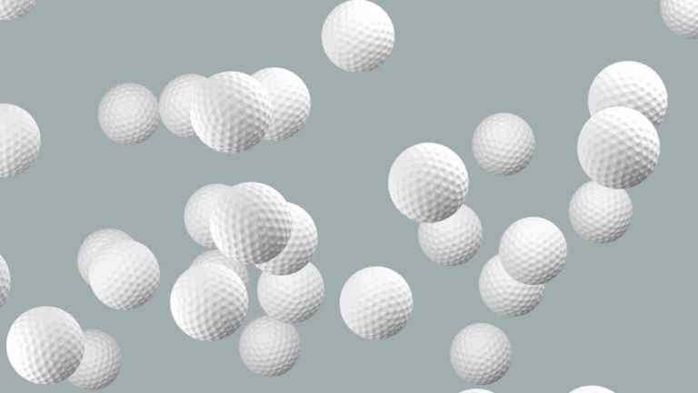Mystery attacker is terrorising residents by firing golf balls at them