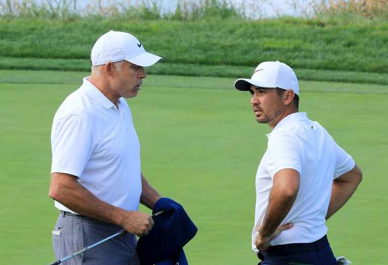 Jason Day splits with Steve Williams after just six events together