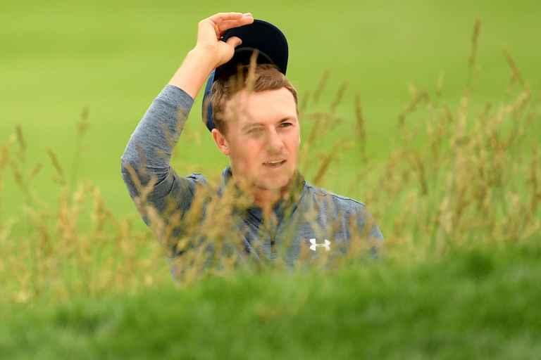 Jordan Spieth takes blame after bizarre rake incident at US Open