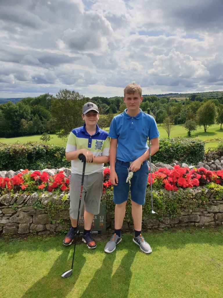 Kendal Golf Club prioritise tomorrow's golfers at its '19 Junior Week