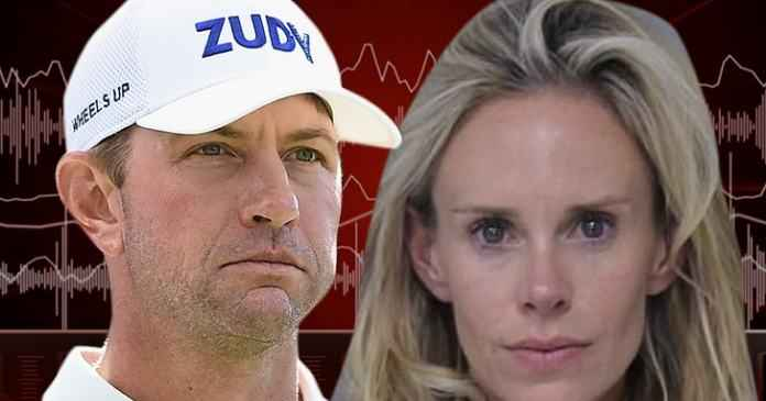 """Lucas Glover says """"my wife never hit me,"""" despite initial reports"""