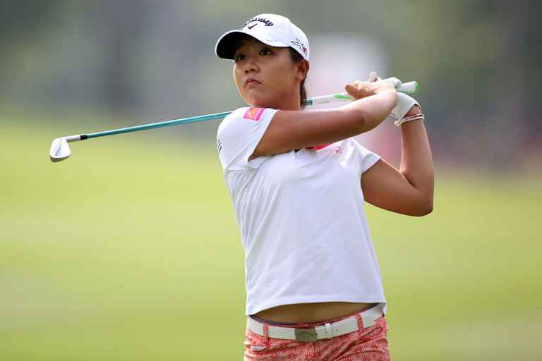 """Lydia Ko responds to Steve Williams' """"panic button"""" comment"""