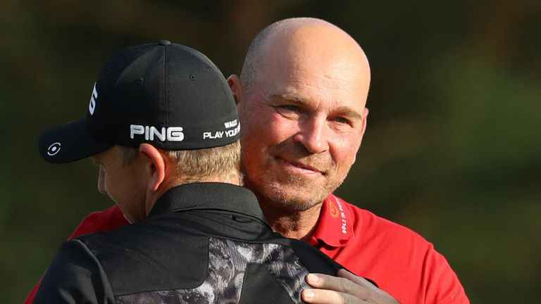 """Matt Wallace on being denied Ryder Cup wildcard: """"Watch this space"""""""