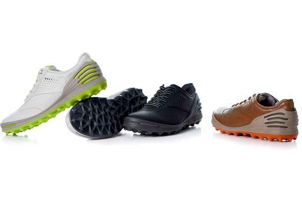Ecco interview: golf shoe with 'best grip ever' & industry first Gore-Tex partnership