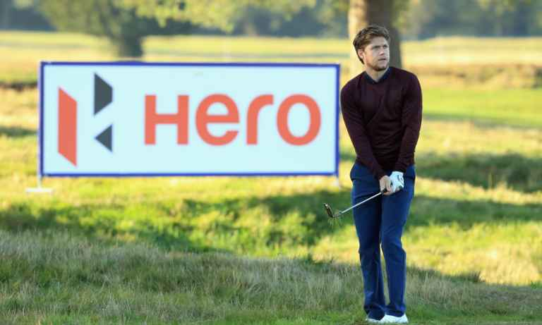 American Golf announces partnership with Niall Horan's new golf event