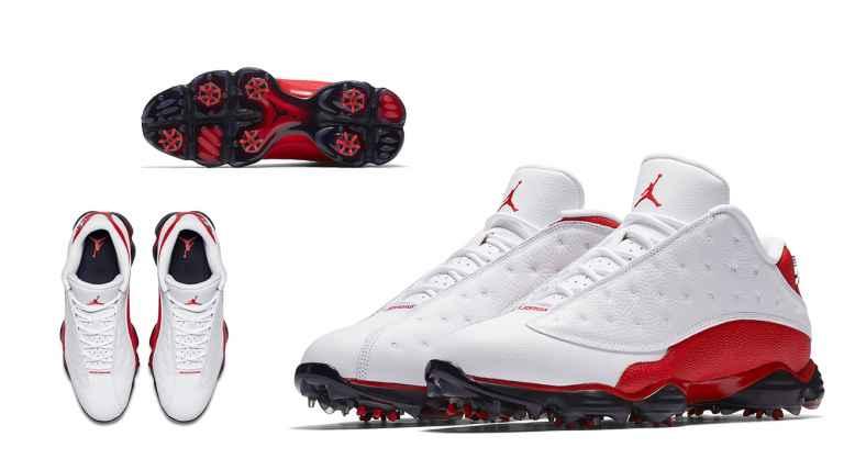 Nike launches new Air Jordan 13 Golf shoe