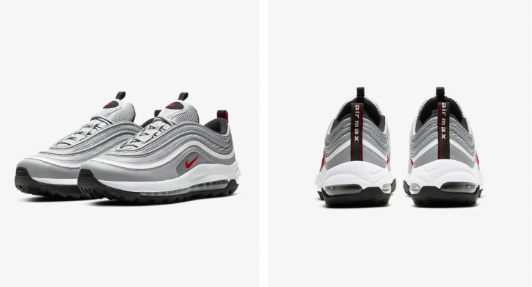 Nike Air Max 97 G golf shoe - FIRST LOOK!