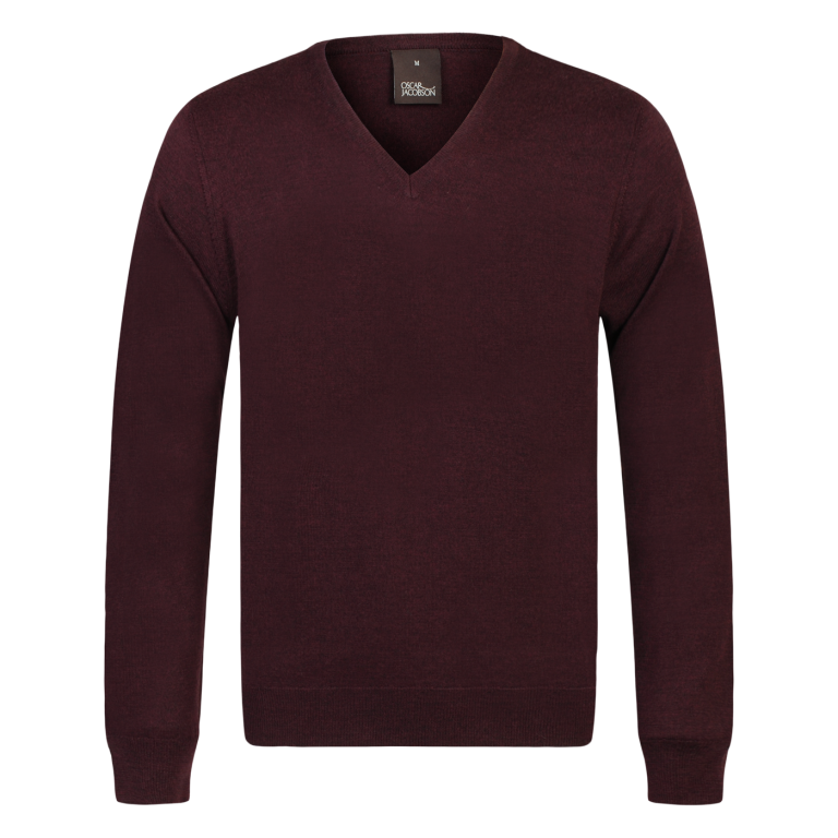 Oscar Jacobson reveal 'cashwool' sweater and slipover